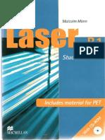 Laser B1 Student's Book - PET