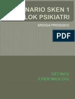 Skenario Sken 1 Blok Psikiatri