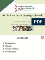 1- Alcohol y Cáncer