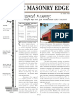 The Masonry Edge - Warehouse Construction