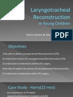 laryngotracheal reconstruction presentation