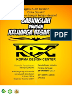 Poster KDC