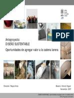Diseño Sustentable Fieltro Inti