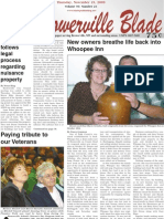 Browerville Blade - 11/19/2009 - page 1