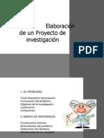 pasosparalaelaboraciondeunproyectodeinvestigacion-120613141257-phpapp01