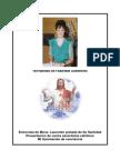 Testimonio de Fabienne 2014