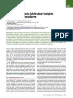 Tumor Metastasis Molecular Insights