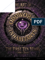 The Art of Oddworld Inhabitants - The First 10 Years
