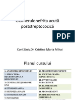 Glomerulonefrita acuta poststreptococica