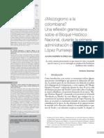 011 Flórez, Julián - Mezzogiorno a La Colombiana, Pg 105 - Administración y Desarrollo No. 38
