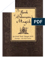 Book of King Solomon Magic