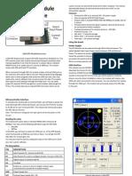 USB GPS Module - Starter Guide