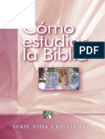 Como Estudiar La Biblia (Global)
