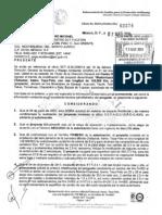 Manifestacion de Impacto Ambiental - Oficio 02274