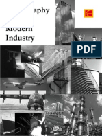 Radiography in Modern Industry