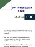 (7) Teori sosial