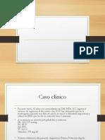 Fisiopatología Edema Pulmonar Agudo de Causa Cardiogénica (1)