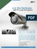 SCO 3080R Datasheet