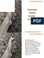Summer Youth Camp - Covered
