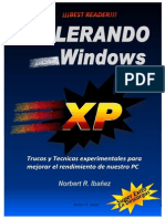 Acelera Tu Windows Xp