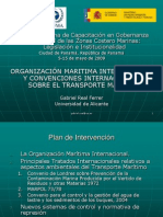 Organización Marítima Internacional