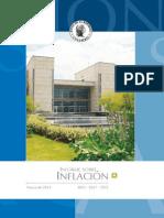 Informe Sobre Inflación - Marzo 2014