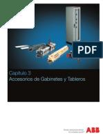 ABB - Bornas, Pulsanteria y Canaletas