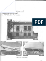 HILSDORF Hist Educ Bras Cap 8 a Escola Brasileira Na República Populista