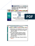 Beam Design Chapter 9 b