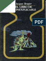 Bergier Jacques - El Libro de Lo Inexplicable 1