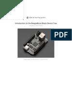 Introduction to the Beaglebone Black Device Tree