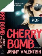 Jenny Valentish - Cherry Bomb (Extract)