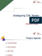 CSR - Project
