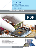Clean Room Gloves