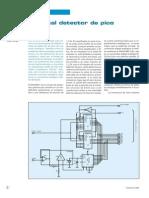 Circuito Digital Detector de Pico