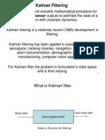 Gps 9 Kalman Filtering