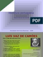 SHE | A Literatura Portuguesa em 90 minutos