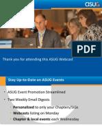 Bpc 10.1 Unified Model Asug May 7 2014