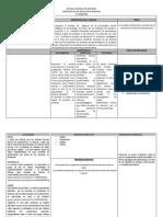 Planeacion y Actividades Conductismo