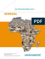 Document de Programme-Pays 2008-2009 - Senegal