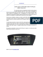 8 Pulgadas Autoradio Coche Con iPod Video Audio TV GPS Para BMW 5 Series E63