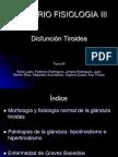 2011sem Fisiologia Disf. Tiroidea