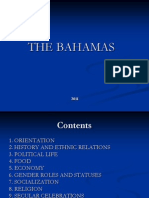 Bahamas Presentation