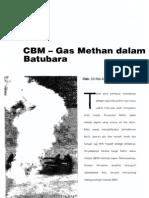 Gas Metan Dalam Batubara