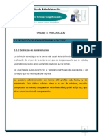 Antologia U1