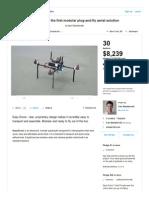 Easy Drone - Kickstarter