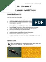 Unit Pelajaran 13 - Alam Haiwan Vetebrata 1(1)