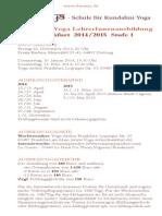 KundaliniYoga Ausbildung FFM