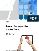 HUAWEI IMS Product Documentation Answer House(EPub)-(V200R009_01)