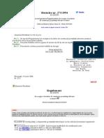 HG 273-1994 - Receptii Constructii - Actualiz 2007